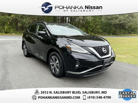 2020_Nissan_Murano_SV Nissan Certified Pre-Owned_ Salisbury MD