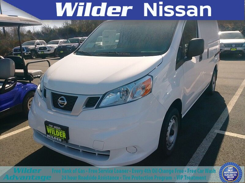 2020 Nissan NV 200 Cargo Van 3d Van S Port Angeles WA