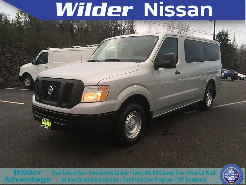 2020 Nissan NV 3500 Passenger Van 3d Van S V6 Port Angeles WA