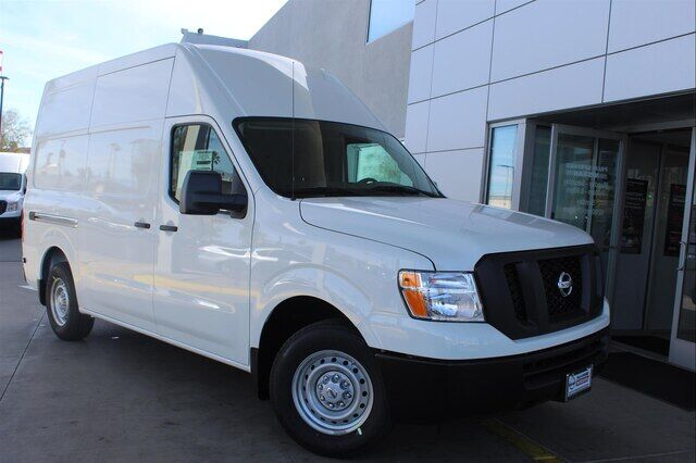 2020 Nissan NV Cargo NV2500 HD S V6 Cathedral City CA
