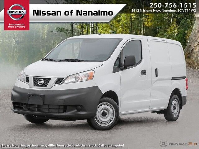 2020 Nissan NV Cargo S