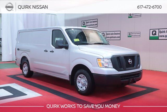 2020 Nissan NV Cargo SV Quincy MA