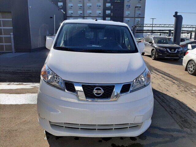 2020 Nissan NV200 Compact Cargo SV | CARGO VAN | *LOW KM* Calgary AB