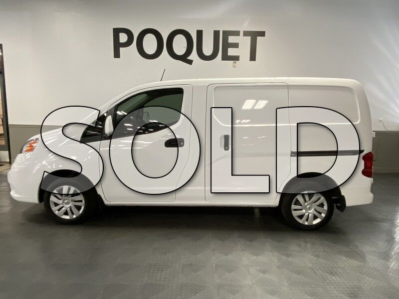 Sold 2020 Nissan NV200 Compact Cargo SV
