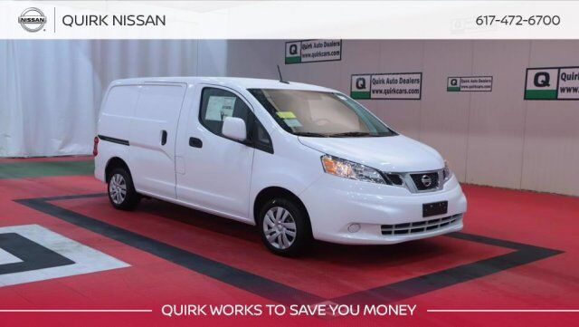 2020 Nissan NV200 Compact Cargo SV Quincy MA