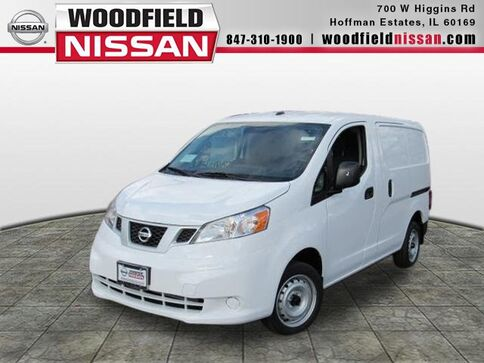 2020_Nissan_NV200_S_ Hoffman Estates IL
