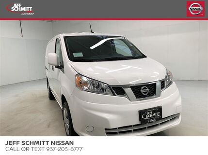 2020_Nissan_NV200_SV_ Dayton area OH