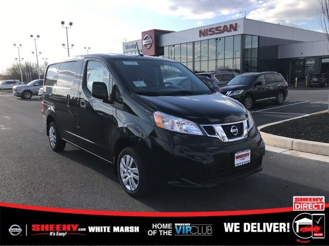 2020 Nissan NV200 SV White Marsh MD