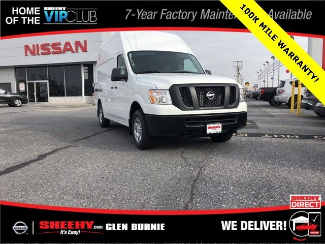 2020 Nissan NV2500 HD SV Glen Burnie MD