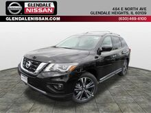 2020_Nissan_Pathfinder_Platinum_ Glendale Heights IL