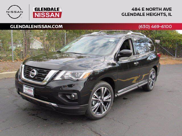 2020 Nissan Pathfinder Platinum Glendale Heights IL