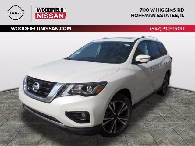 2020 Nissan Pathfinder Platinum Hoffman Estates IL