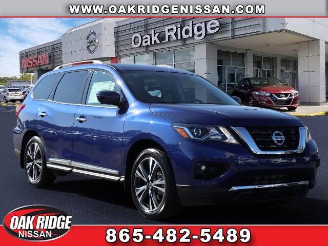 2020 Nissan Pathfinder Platinum Oak Ridge TN