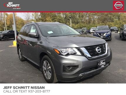 2020_Nissan_Pathfinder_S_ Beavercreek OH