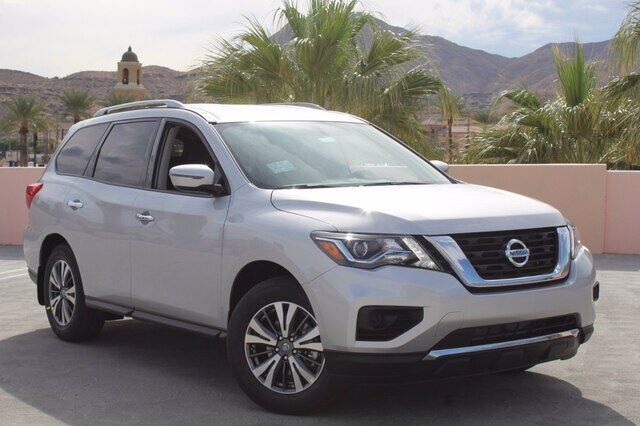 2020 Nissan Pathfinder S Cathedral City CA