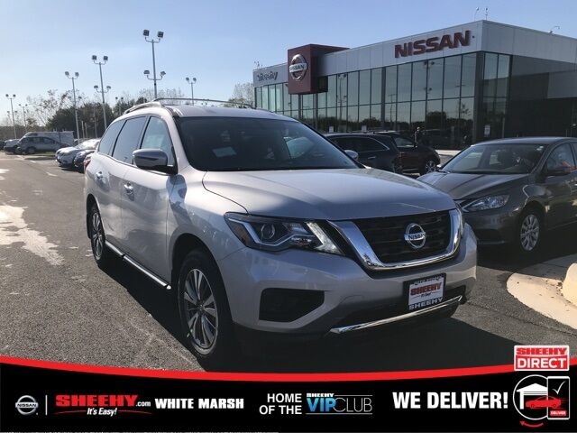 2020 Nissan Pathfinder S White Marsh MD
