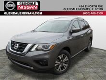 2020_Nissan_Pathfinder_S_ Glendale Heights IL