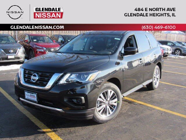 2020 Nissan Pathfinder S Glendale Heights IL