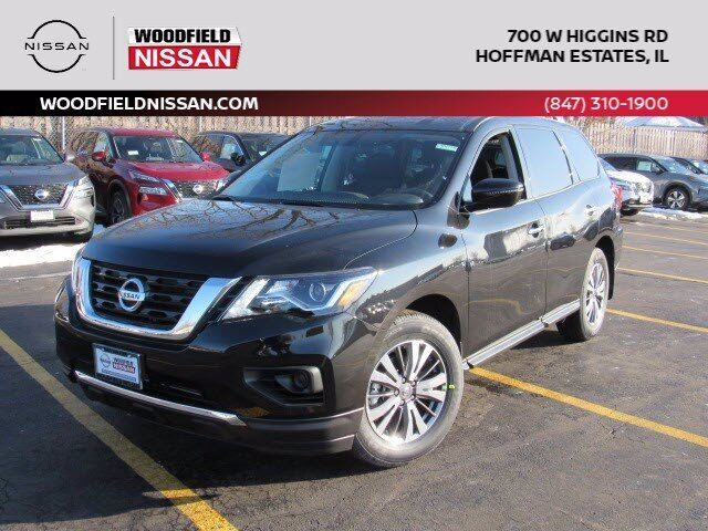 2020 Nissan Pathfinder S Hoffman Estates IL