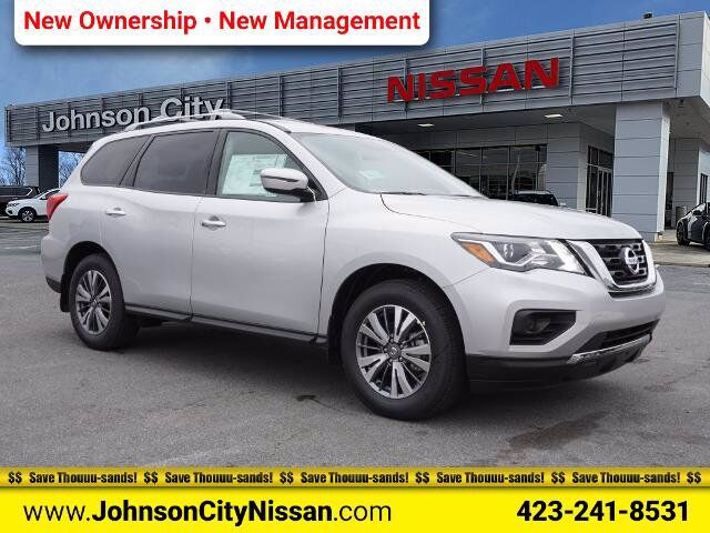 2020 Nissan Pathfinder S Johnson City TN
