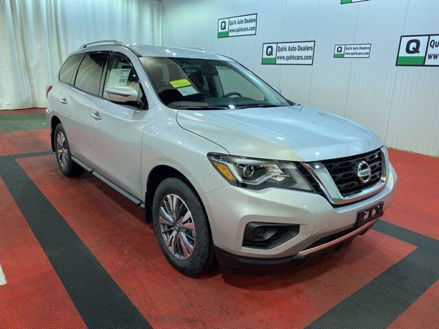 2020 Nissan Pathfinder S Quincy MA