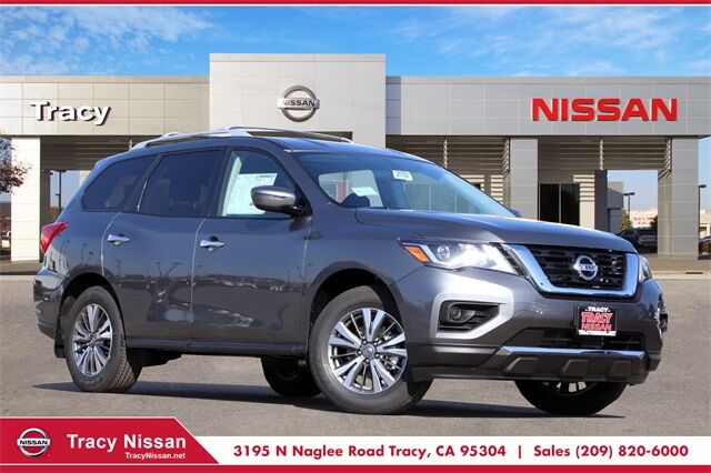 2020 Nissan Pathfinder S Tracy CA