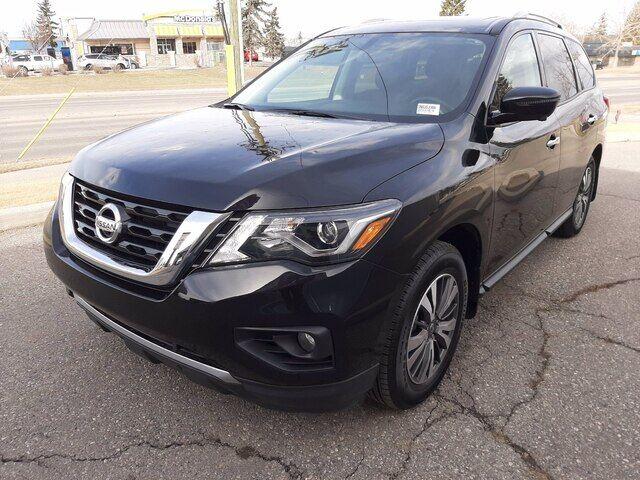 2020 Nissan Pathfinder SL | AWD | 7 PASSENGER | FULLY LOADED! Calgary AB