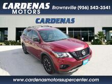 2020_Nissan_Pathfinder_SL_ McAllen TX
