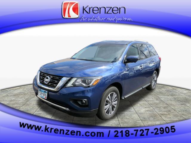 2020 Nissan Pathfinder SL Duluth MN