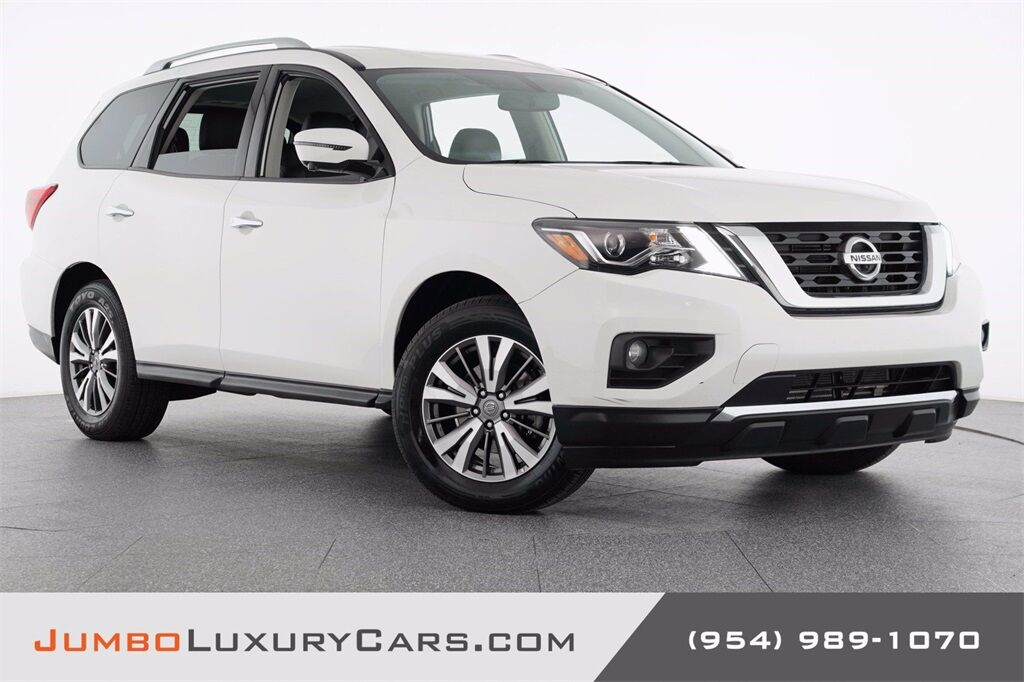 2020 Nissan Pathfinder SL Hollywood FL
