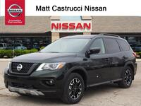Nissan Pathfinder SL Rock Creek 2020
