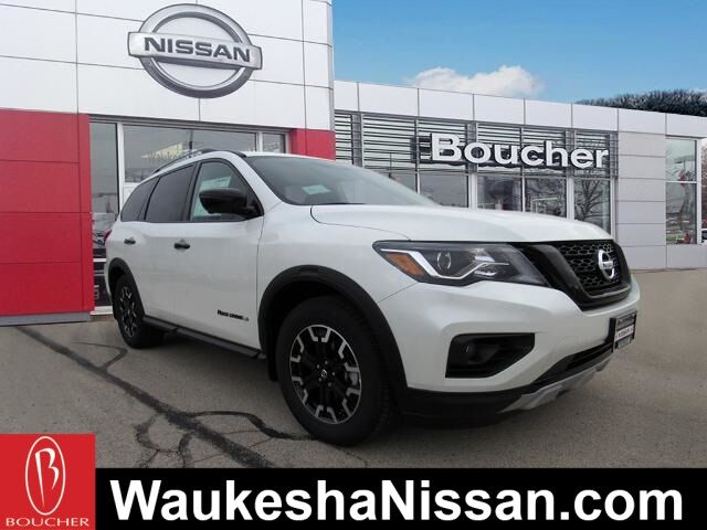 2020 Nissan Pathfinder SL Rock Creek Premium Edition Waukesha WI