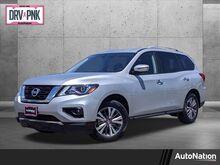 2020_Nissan_Pathfinder_SL_ Roseville CA