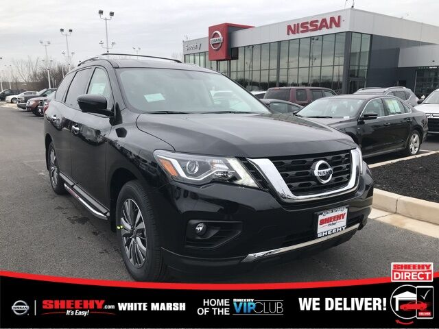 2020 Nissan Pathfinder SL White Marsh MD