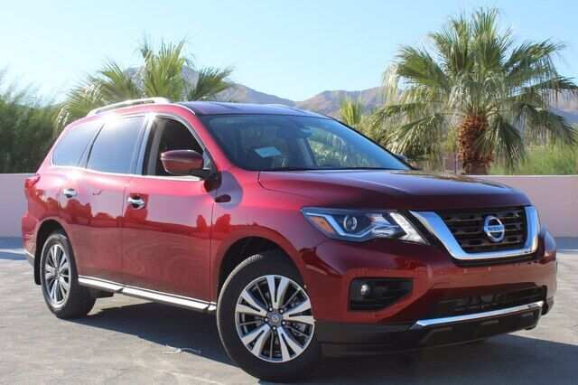 2020 Nissan Pathfinder SV Cathedral City CA