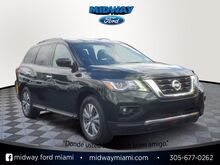 2020_Nissan_Pathfinder_SV_ Miami FL