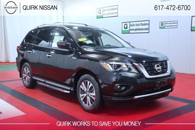 2020 Nissan Pathfinder SV Quincy MA