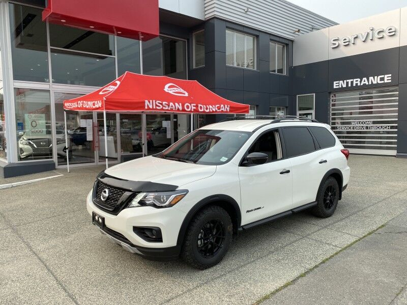 2020 Nissan Pathfinder SV Tech Rock Creek Duncan BC