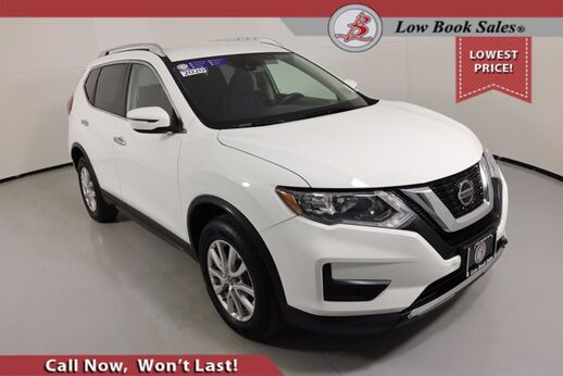 2020_Nissan_ROGUE_SV_ Salt Lake City UT
