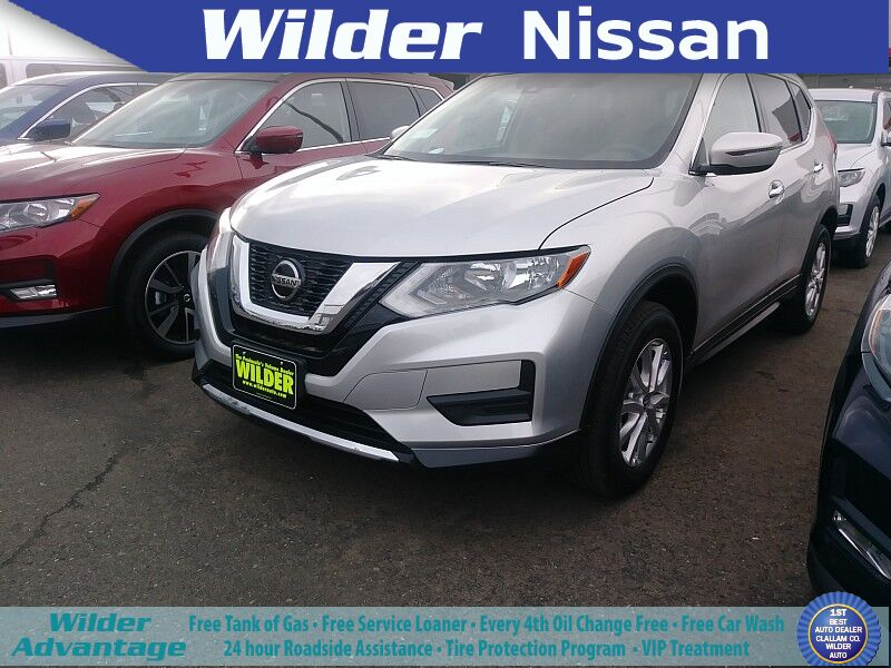 2020 Nissan Rogue 4d SUV AWD S Port Angeles WA