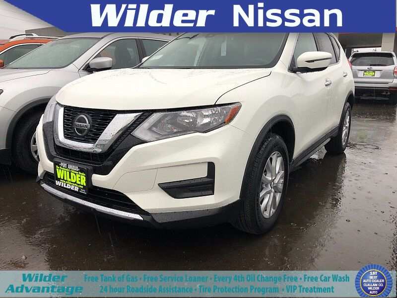 2020 Nissan Rogue 4d SUV AWD SV Port Angeles WA