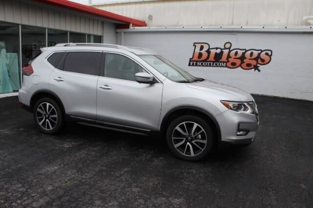 2020 Nissan Rogue AWD S Fort Scott KS