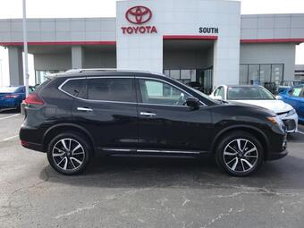 2020_Nissan_Rogue_AWD SL_ Richmond KY