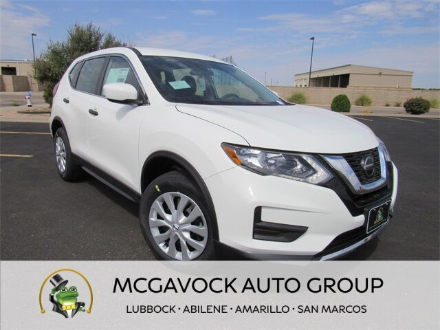 2020 Nissan Rogue S Lubbock TX