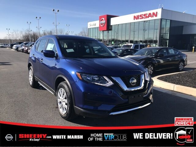 2020 Nissan Rogue S White Marsh MD