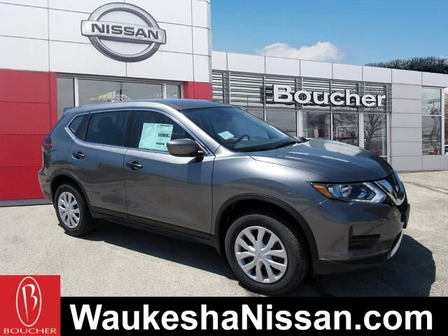 new 2020 nissan rogue s in waukesha wi boucher auto group