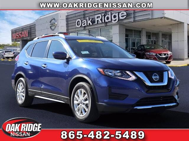 2020 Nissan Rogue S Oak Ridge TN