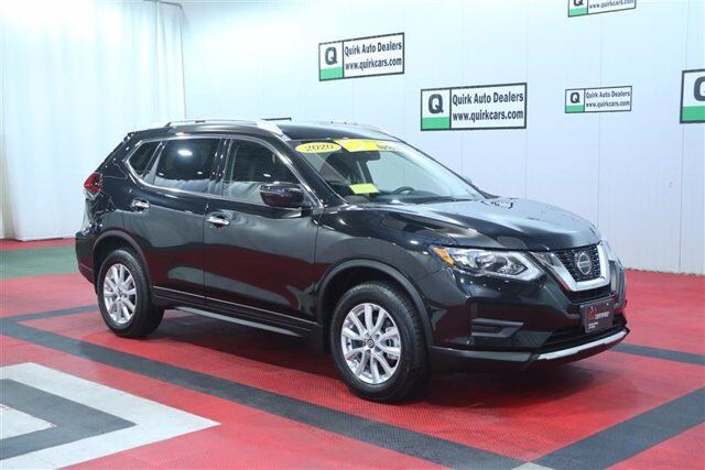 2020 Nissan Rogue S Quincy MA
