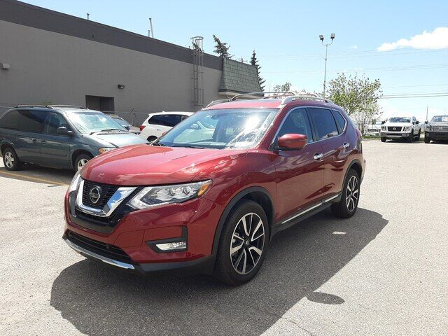 2020 Nissan Rogue SL | AWD | LEATHER | **UNDER 1000 KMS** Calgary AB