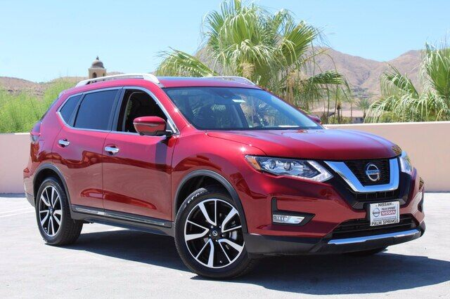 2020 Nissan Rogue SL Cathedral City CA